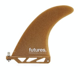 Futures 6 Inches Performance Rwc Fin - Sawdust