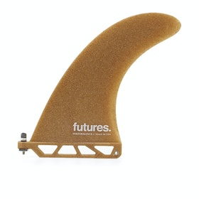 Futures 7 Inches Performance Rwc Fin - Sawdust