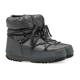 Stivali Donna Moon Boot Low Nylon WP 2 - Castlerock