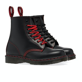 Dr Martens 1460 Stiefel - Black Smooth