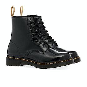Dr Martens 1460 Vegan Women's Boots - Black Opaline