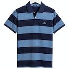 Gant Barstripe Pique Rugger Polo-Shirt