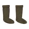 Barbour Fleece Wellington Socks