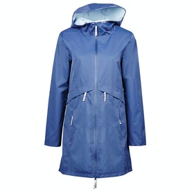 Dublin Ava Waterproof Ladies Riding Jacket - Sargasso Sea