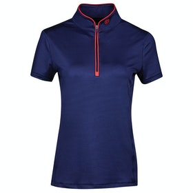Dublin Kylee Short Sleeve Dames Top - Navy
