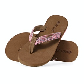 Sandales Enfant Rip Curl Freedom Mini - Pink