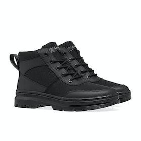 Dr Martens Bonny Tech Boots - Black Element & Black Poly Rip Stop Ot9286