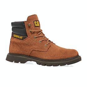 Bottes Caterpillar Quadrate - Ginger