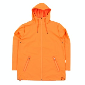Rains Breaker Jacke - Fire Orange