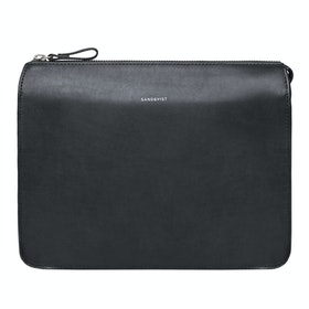 Sandqvist Franka Messenger Bag - Black