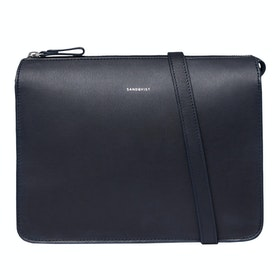 Sandqvist Franka Messenger Bag - Navy
