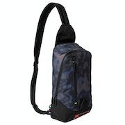 Paul Smith Heat Map Camo Messenger Bag