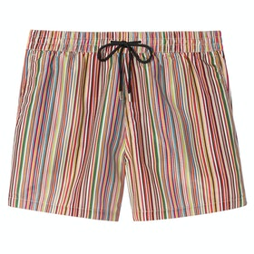 Paul Smith Multistripe Swim Shorts - Multicoloured