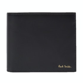 Paul Smith Naked Lady Billfold Wallet - Charcoal