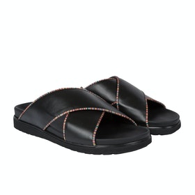 Paul Smith Pax Sandals - Black