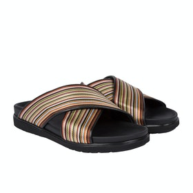 Paul Smith Pax Multistripe Sandals - Multicoloured