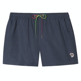 Paul Smith Zebra Men's Swim Shorts - Navy
