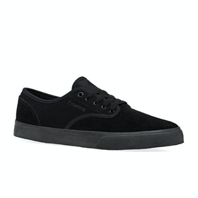 Emerica Wino Standard Shoes - Black/black