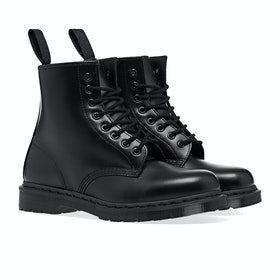 Dr Martens MIE 1460 Mono Stiefel - Black Smooth