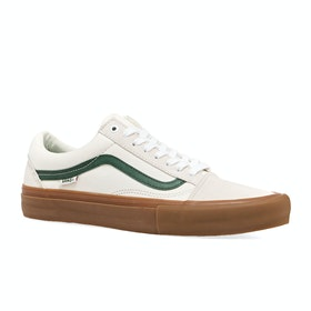 Chaussures Vans Old Skool Pro - Marshmallow Alpine
