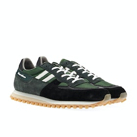 Scarpe ZDA 2200fsl - Dark Green Black Honey Sole