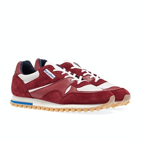 Scarpe ZDA 2400fsl - White Red Honey Sole