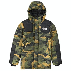 Giacca Montagna North Face Capsule Deptford - Burnt Olive Waxed Camo