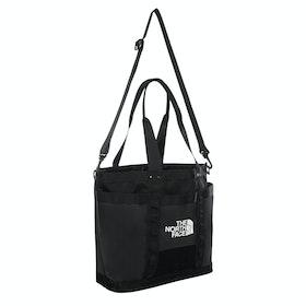North Face Capsule Explore Utility Tote Shopper Bag - TNF Black TNF Black