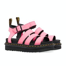 Dr Martens Blaire Women's Sandals - Pink Lemonade Hydro