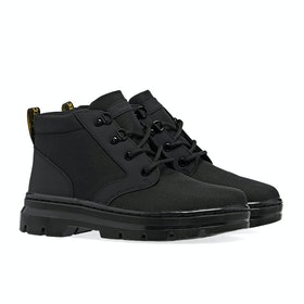 Dr Martens Bonny Stiefel - Black Extra Tough Nylon & Black Ajax