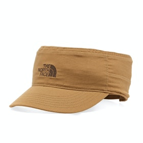 North Face Logo Military , Cap - Cedar Brown