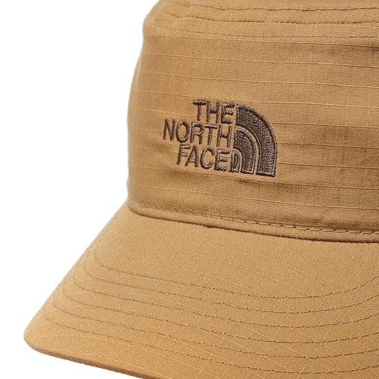 Gorro North Face Logo Military