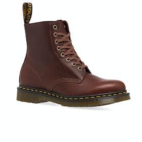Dr Martens 1460 Boots - Brown Classic Veg Wp
