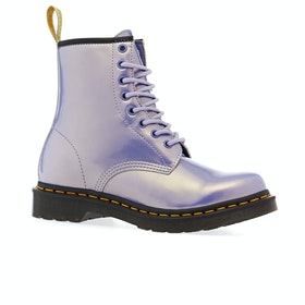 Dr Martens 1460 Vegan Womens Boots - Purple Heather