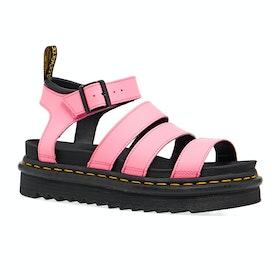 Dr Martens Blaire Womens Sandals - Pink Lemonade Hydro