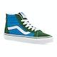 Vans Junior Sk8 Hi Zip Kids Shoes