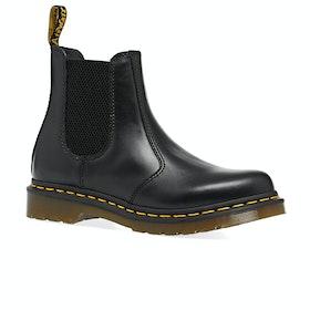 Dr Martens 2976 Boots - Black Wanama