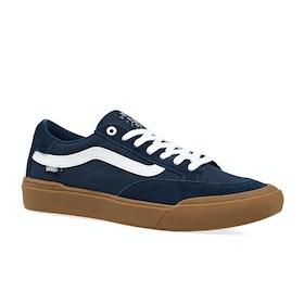 Vans Berle Pro Shoes - Dress Blues Gum