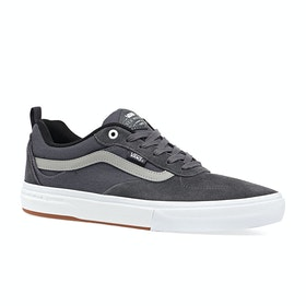 Vans Kyle Walker Pro Shoes - Periscope True White