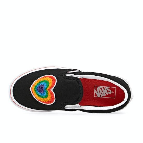 Vans Junior Classic Slip On Kids Shoes