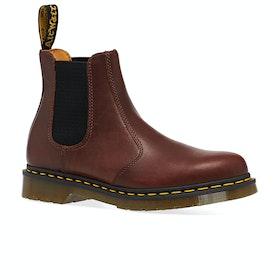 Dr Martens 2976 Boots - Brown Classic Veg Wp