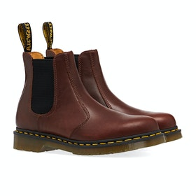 Buty Dr Martens 2976 - Brown Classic Veg Wp