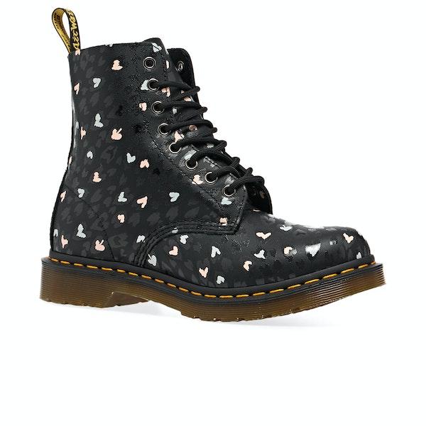 Dr Martens 1460 Pascal Hearts Women's Boots