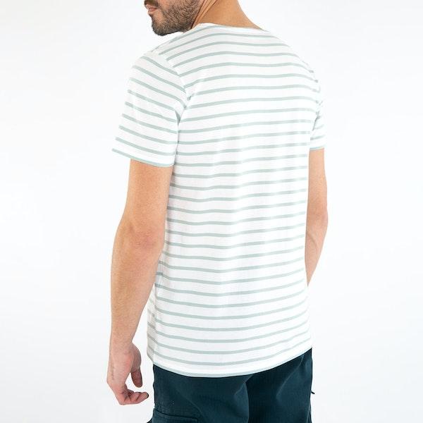 Armor Lux Mariniere Short Sleeve T-Shirt