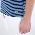 Armor Lux Fine Stripe Koszulka z krótkim rękawem