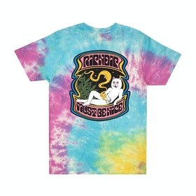 Rip N Dip Moonlight Bliss Short Sleeve T-Shirt - Tie Dye