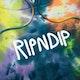 Pullover Rip N Dip Rubber Logo