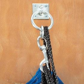 Shires Haynet Tie Ring - Silver