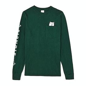 Rip N Dip Lord Nermal Long Sleeve T-Shirt - Hunter