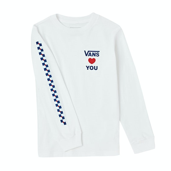 Vans Autism Awareness Kids Short Sleeve T-Shirt